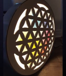 Art et lumière créations personnalisées